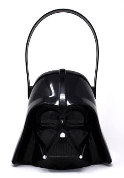 Darth Vader Plastic Trick or Treat Bucket