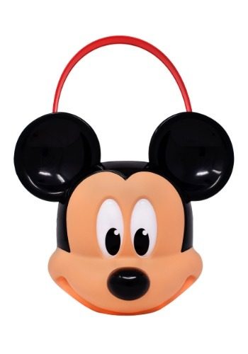 Mickey Mouse Plastic Trick or Treat Bucket
