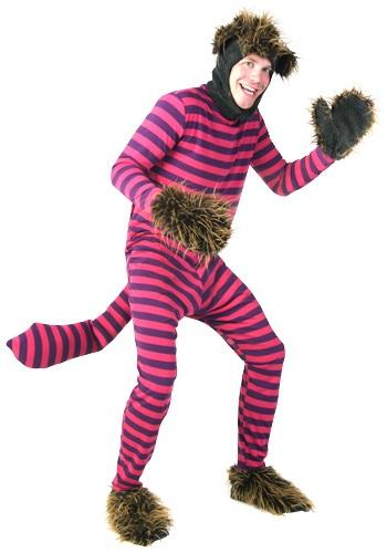Plus Size Cheshire Cat Costume