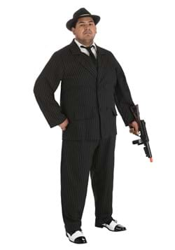 Deluxe Plus Size Gangster Costume_Update