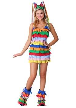 Plus Size Sexy Pinata Costume