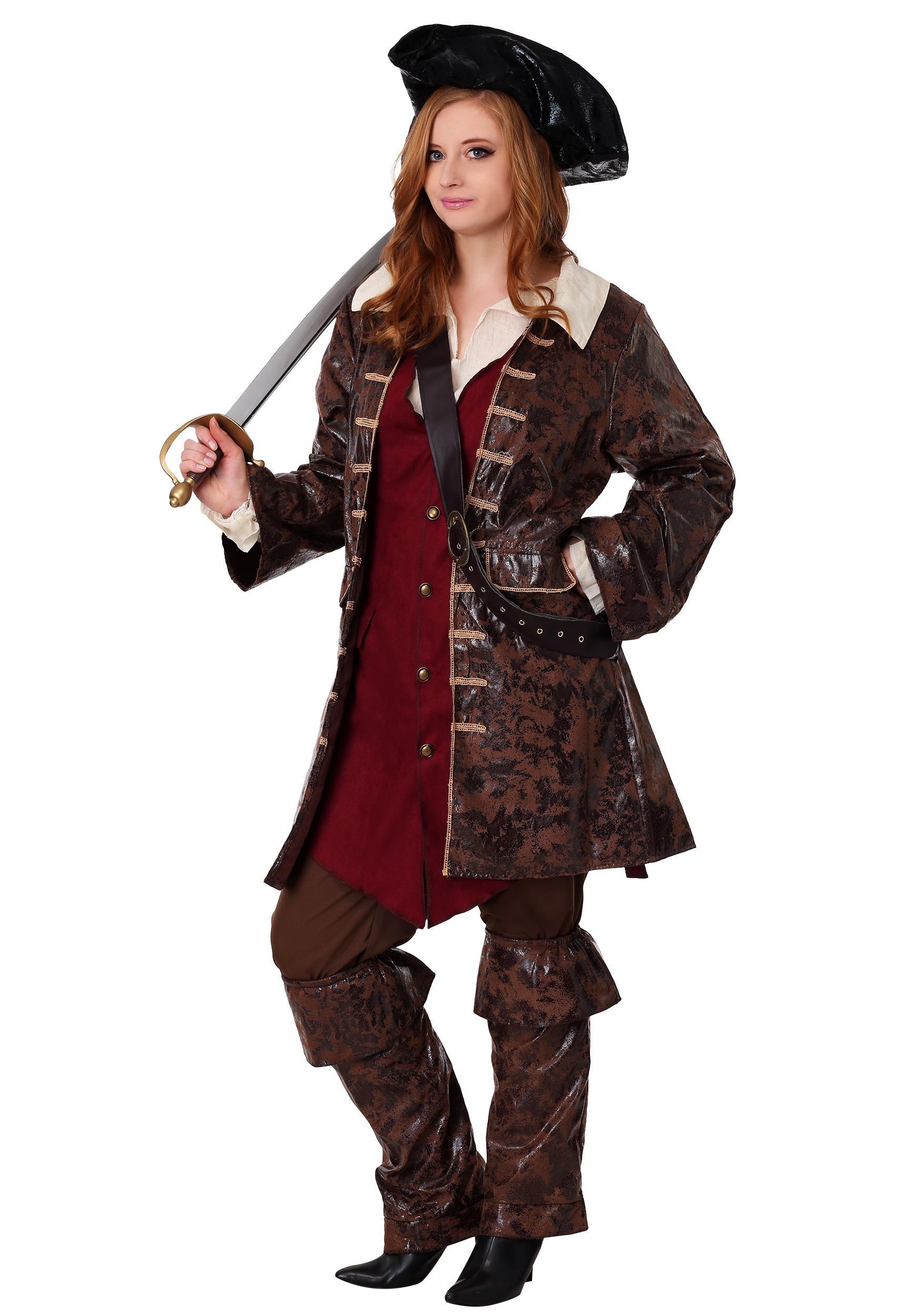 ab036788 Women's Pirate Costumes - Female Pirate Costume Halloween