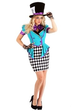 Women's Marvelously Mad Hatter Costume