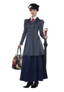 Women's Nanny Costume