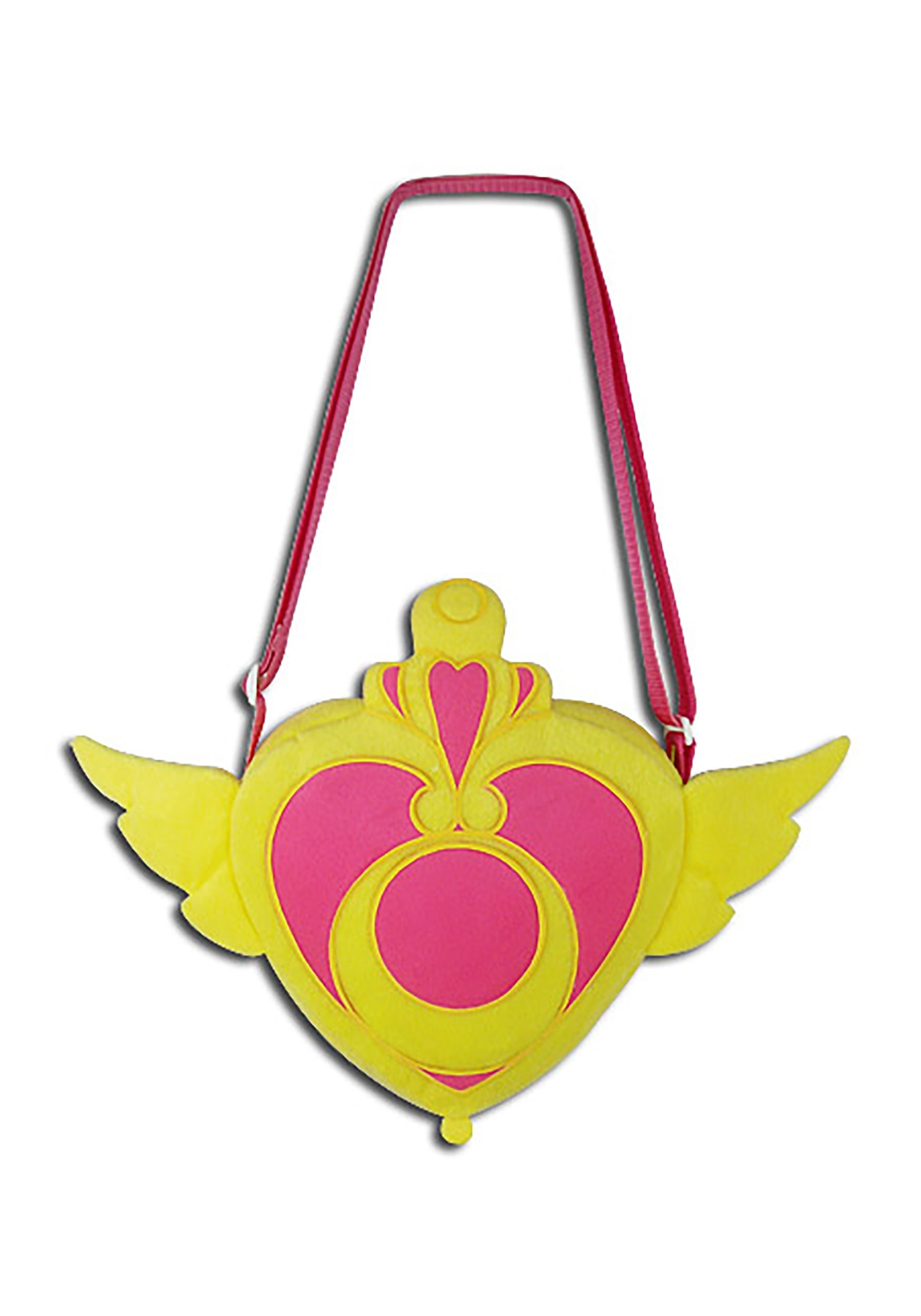Sailor Moon Crisis Moon Compact Fancy Dress Costume Bag