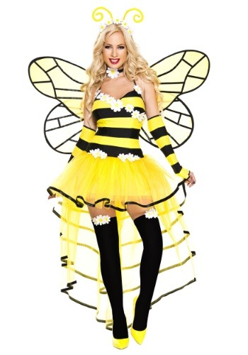 Women's Deluxe Queen Bee Costume
