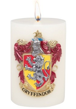 Harry Potter Gryffindor Themed Sculpted Insignia Candle