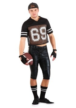 Adult Tight End Footballer Costume