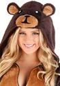 Brown Bear Adult Onesie