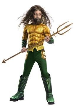 Child's Aquaman Costume