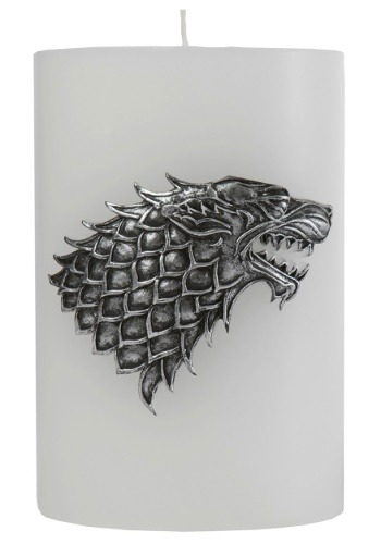 Stark Sigil, Game of Thrones, Insignia Candle