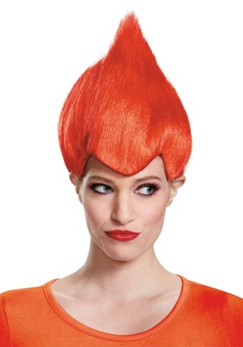 Red Adult Wacky Wig