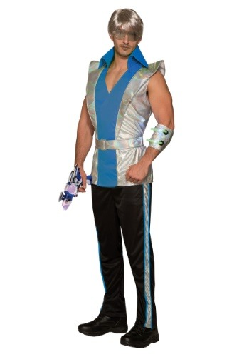 Men's Cosmic Captain Costume