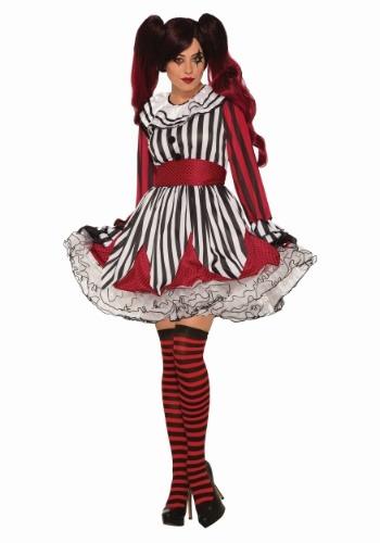 Miss Mischief the Clown Costume