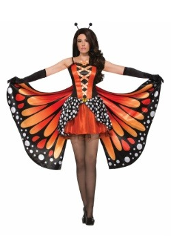 Women's Miss Monarch Costume
