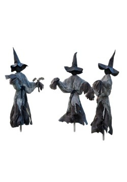 Lawn Witch Trio