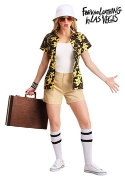 Women's Fear and Loathing Raoul Duke Costume