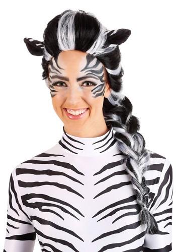 Zebra Wig Women's