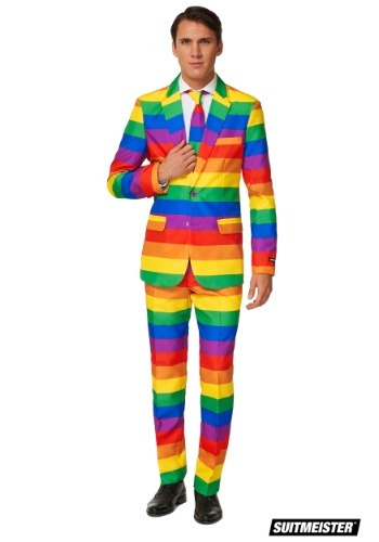 Rainbow Men's Suitmiester Suit