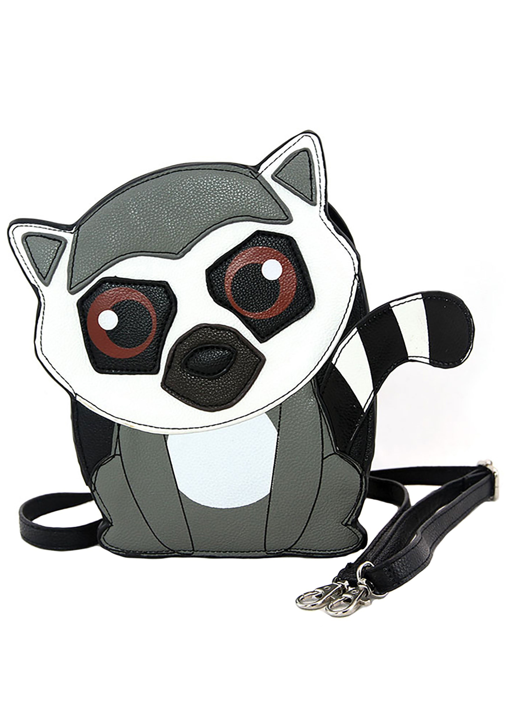 INOpets.com Anything for Pets Parents & Their Pets Sleepyville Critters - Crossbody Lemur Bag