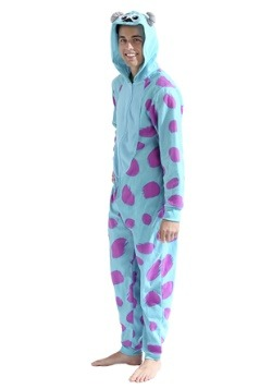 Men's Sulley Pajama Costume