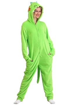Adults Nickelodeon Rugrats Reptar Union Suit