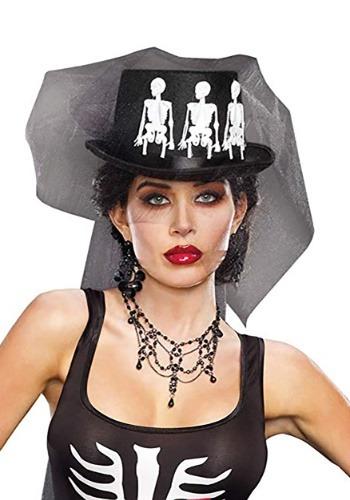 Ms. Bones Adult Hat