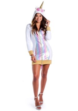Tipsy Elves Women's Comfy Unicorn Dress