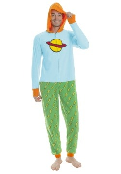 Rugrats Chuckie Adult Union Suit