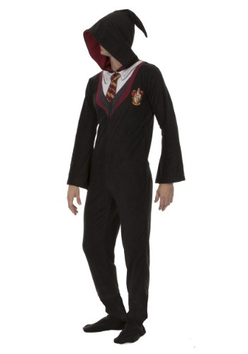 Harry Potter Gryffindor Adult Union Suit