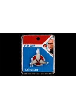 Klingon Emblem Badge
