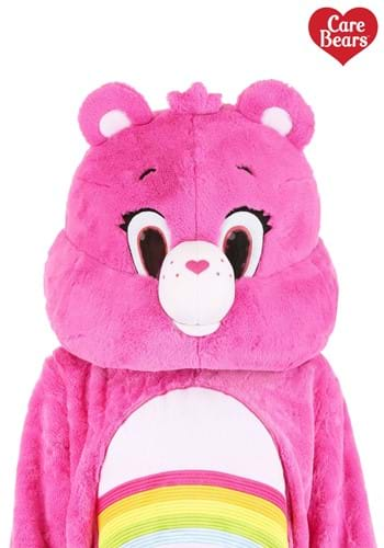 Adult Care Bears Cheer Bear Mascot Head