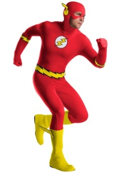 Men's Premium The Flash Classic Costume