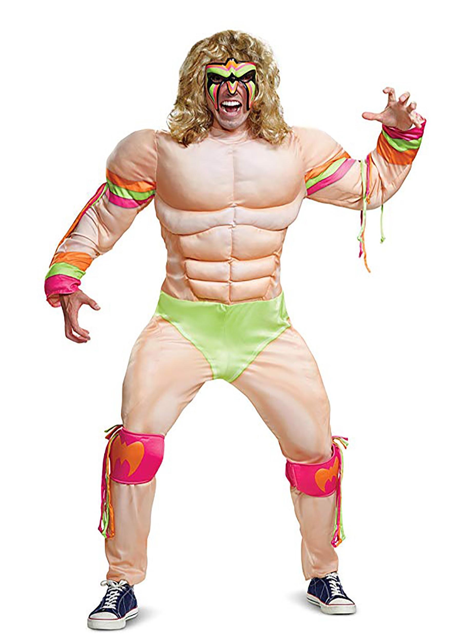 Randy Savage Halloween Costume