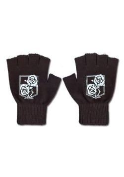 Garrison Regiment Attack on Titan Gloves