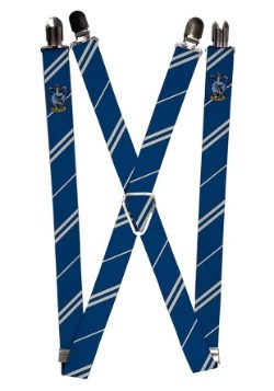 "Harry Potter Ravenclaw 1"" Suspenders"