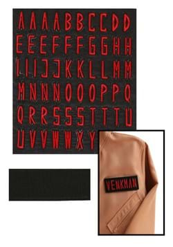 Ghostbusters Name Badge Costume Kit