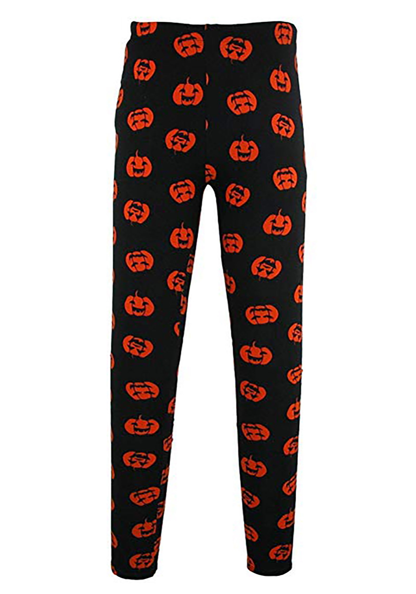 INOpets.com Anything for Pets Parents & Their Pets Halloween Pumpkin Women's Leggings