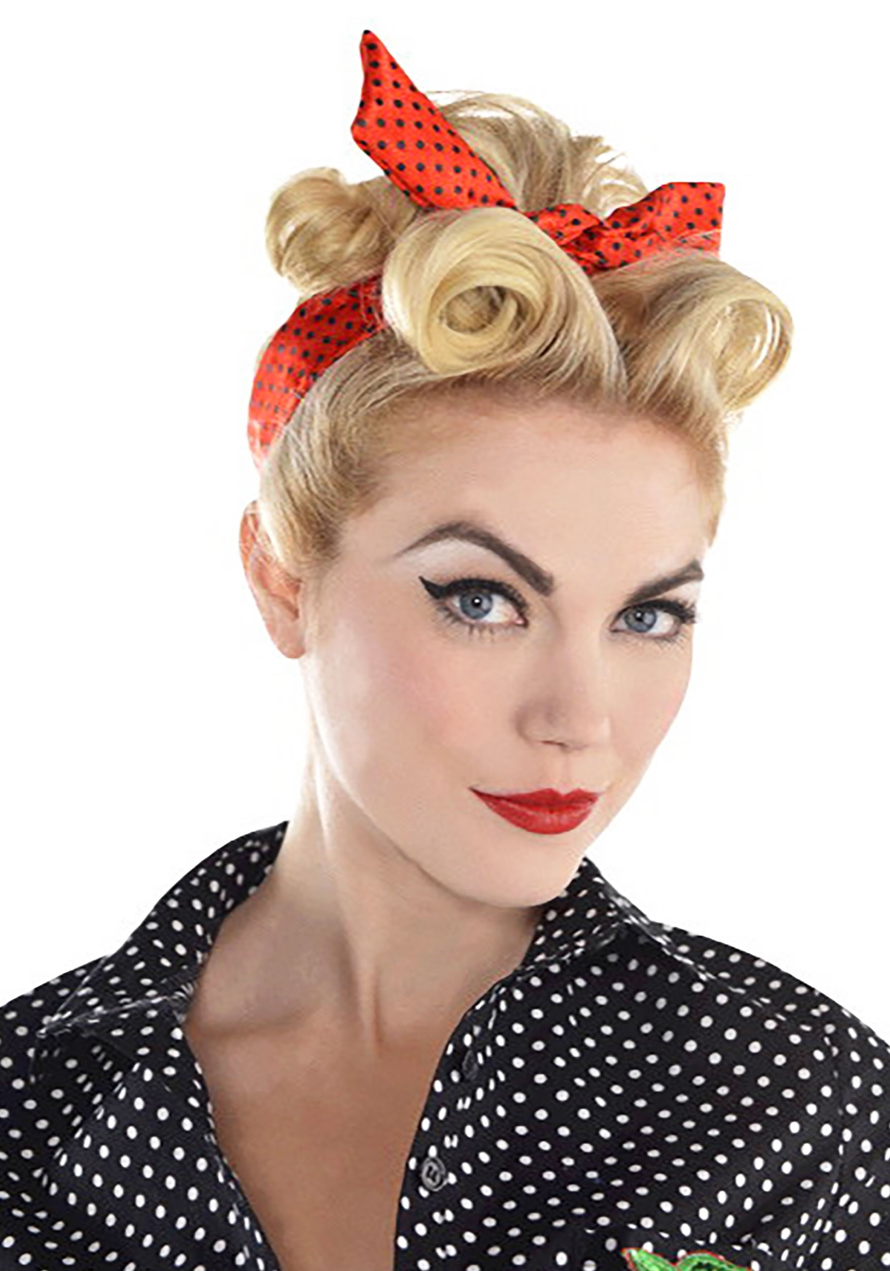 Red_Polka_Dot_Rockabilly_Hair_Scarf