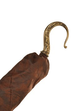 Deluxe Gold Pirate Hook