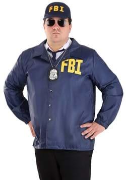 Adults FBI Costume Set-1