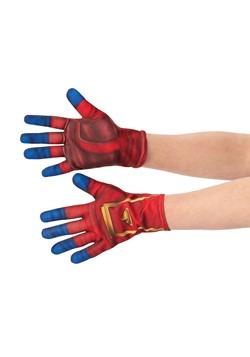 Captain Marvel Girls Gloves