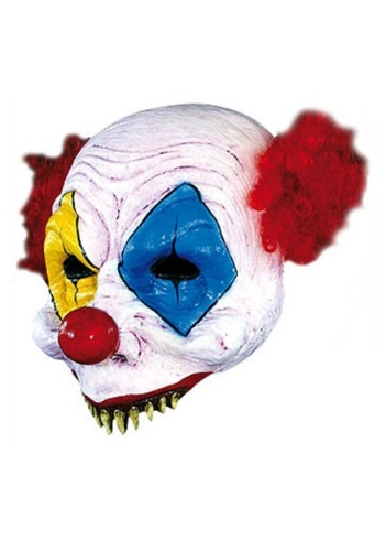 Scary Clown Half Mask