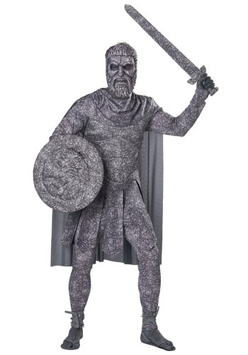 Men's Turned to Stone Costume