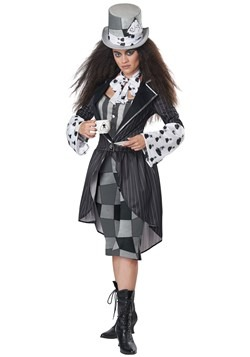 Women's Very Mad Hatter Costume