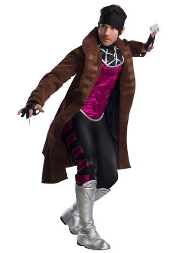 X-Men Adult Gambit Costume