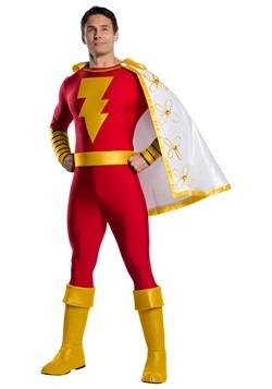 DC Classic Adult Shazam Costume