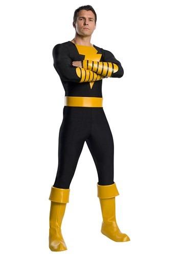 DC Classic Adult Black Adam Costume