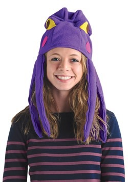 Plush Octopus Hat