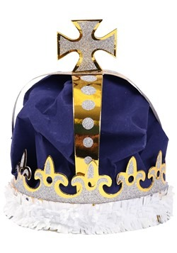 Deluxe Blue Crown